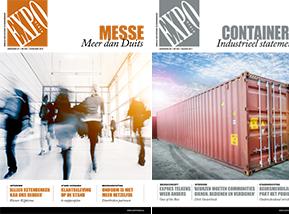 Expovisie: het vakblad voor exposanten en beursmanagers