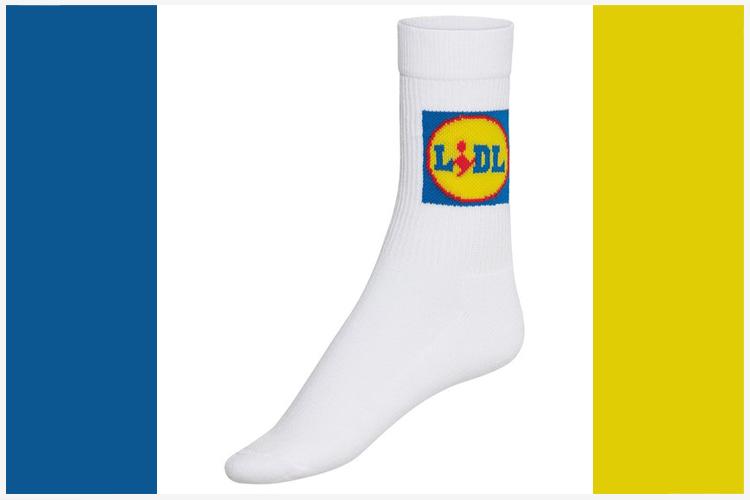 Lidl gebruikt de power van merk en logo