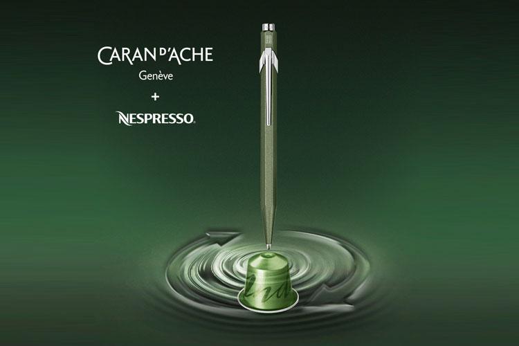 Caran d'Ache 849 Nespresso