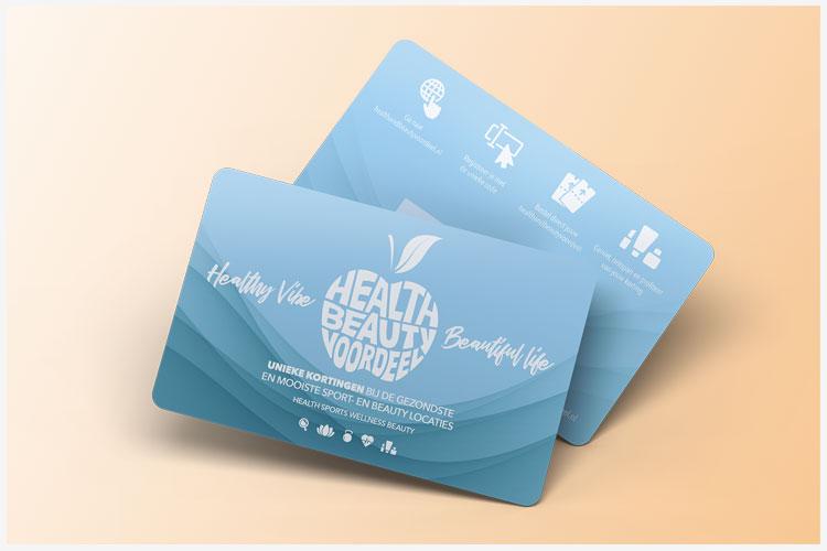 Nieuw de Health & Beauty Voordeelkaart
