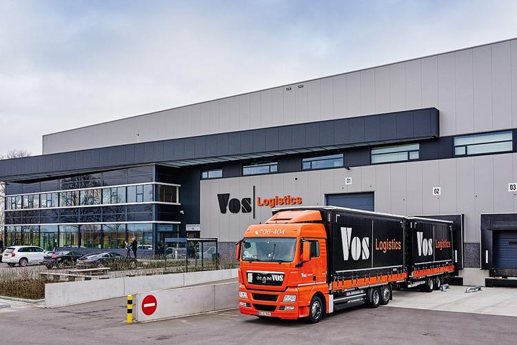Vepa levert beschermingsmiddelen aan Vos Logistics