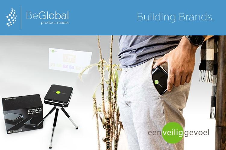 Mini Projector succesvol voor Een Veilig Gevoel