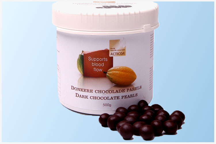Versterk jouw immuunsysteem met ACTICOA Chocolade parels