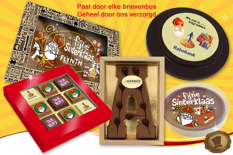 2020 Sinterklaas op de deurmat!