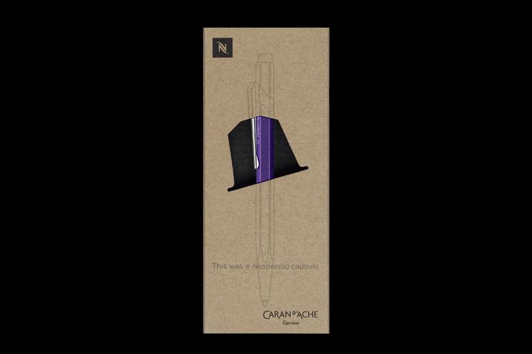 Caran d'ache brengt alweer derde limited edition Nespresso pen uit