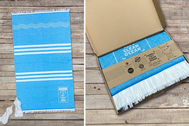 La Parada Ocean Towel