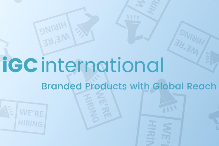 Vacature IGC International