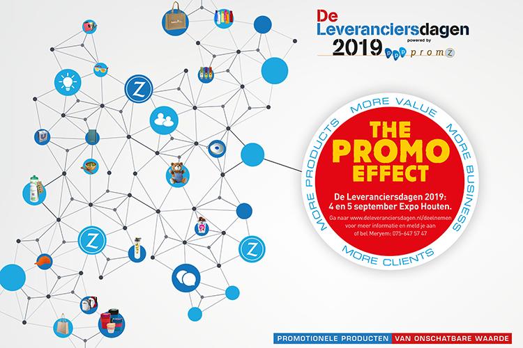 The Promo Effect thema De Leveranciersdagen
