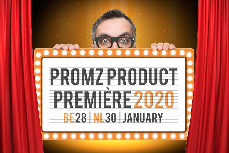 PromZ Product Première 28 & 30 januari