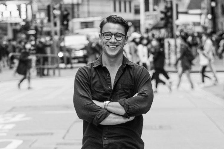 Daniël van Dalen wint Hong Kong Shooting Star Award