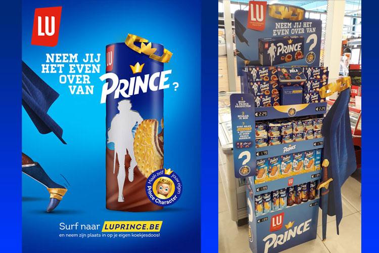 Prince Benelux-actie
