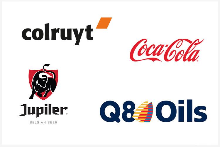Belgen kiezen favoriete merken