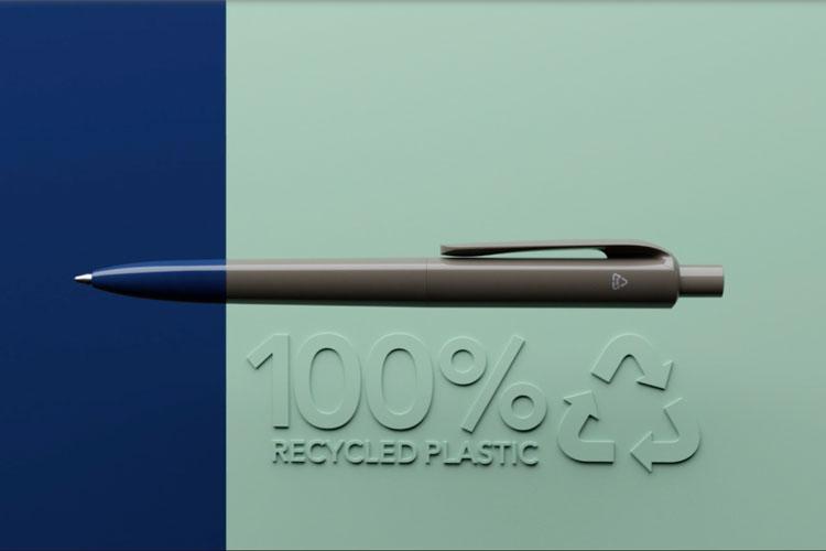 Prodir pennen van gerecycleerde grondstof