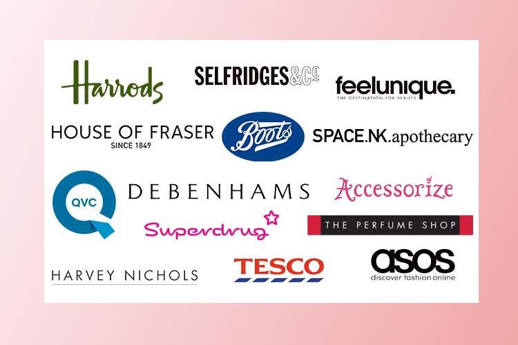 Britse retailketens