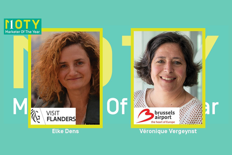 Marketeers van het jaar: Elke Dens en Véronique Vergeynst