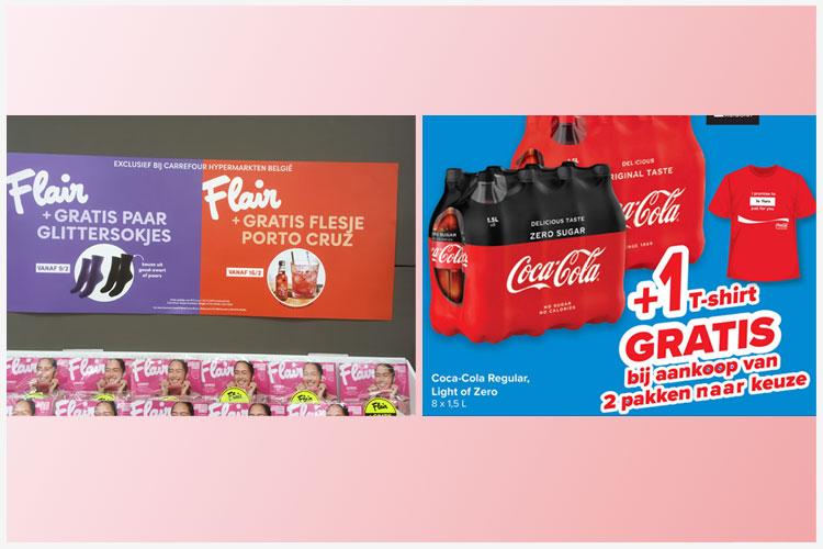 promowatch carrefour coca cola flair 18-2-2021