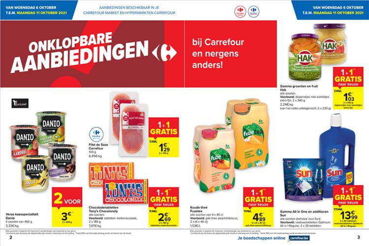 product media supermarkten